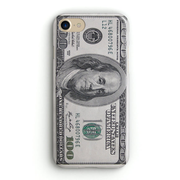 100 US Bill iPhone 8 Case | Tridicase