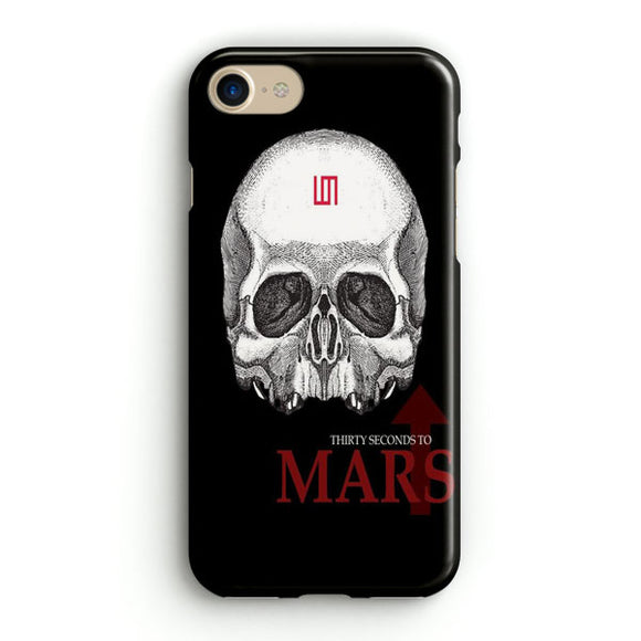 30 Seconds To Mars iPhone 8 Case | Tridicase
