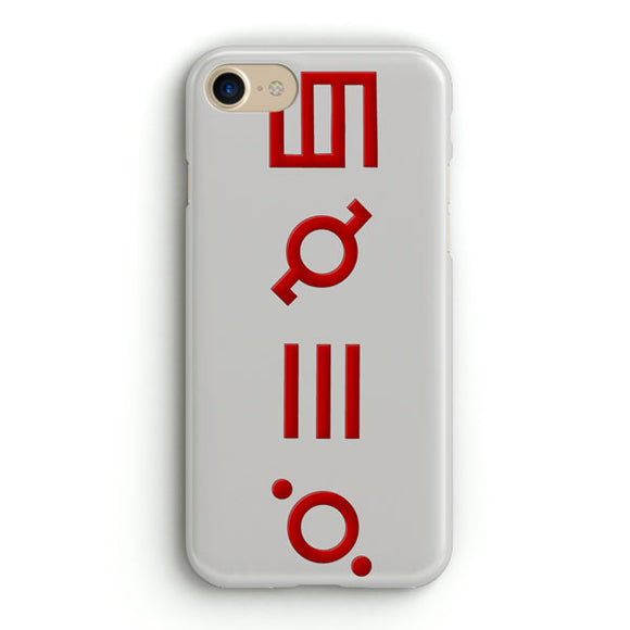 30 Seconds To Mars Logo iPhone 8 Case | Tridicase