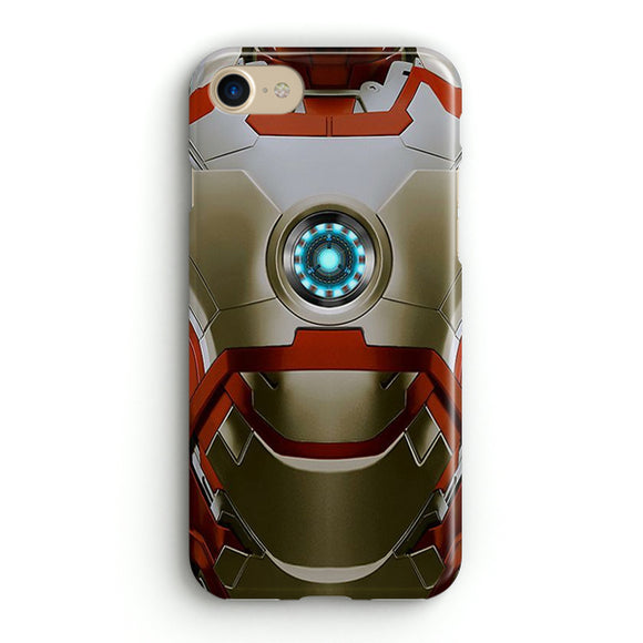 About Marvel Ironman iPhone 8 Case | Tridicase