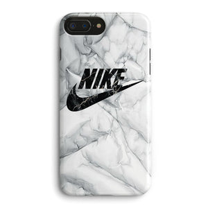 another chance 048b7 300be Marble Nike iPhone 8 Plus Case | Tridicase