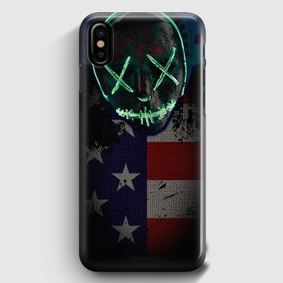 A Purge Election Year iPhone X Case | Tridicase