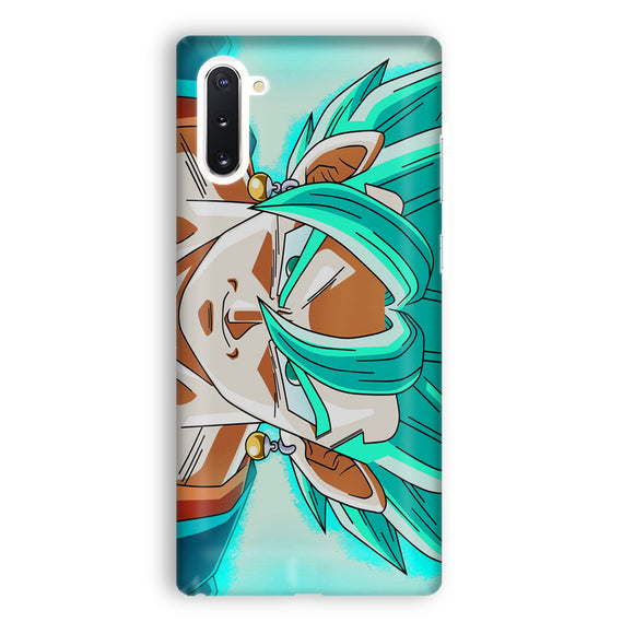 Vegetto Blue Samsung Galaxy Note 10 Case | Tridicase