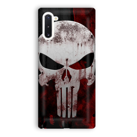The Punisher Samsung Galaxy Note 10 Case | Tridicase