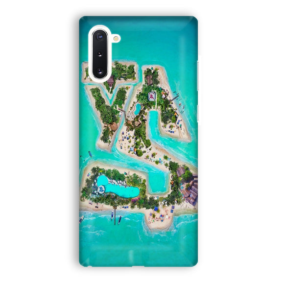 Ty Dolla Sign Beach House III Samsung Galaxy Note 10 Case | Tridicase