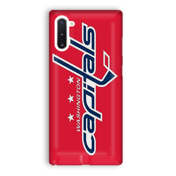 Washington Capitals Hockey1 Samsung Galaxy Note 10 Case | Tridicase