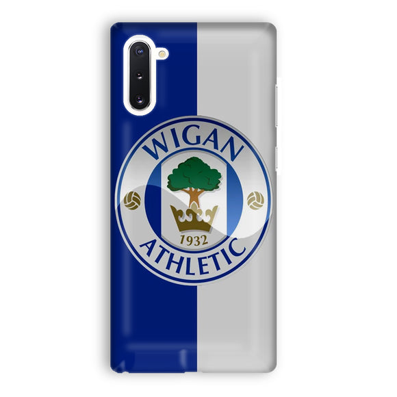 Wigan Athletic Samsung Galaxy Note 10 Case | Tridicase