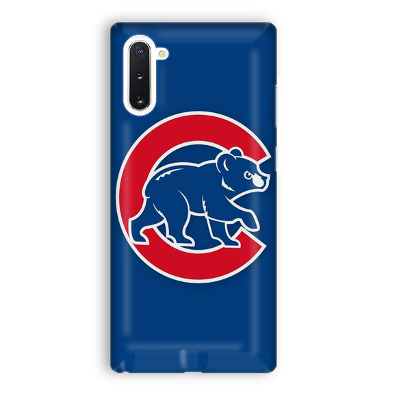 Chicago Cubs Samsung Galaxy Note 10 Case | Tridicase