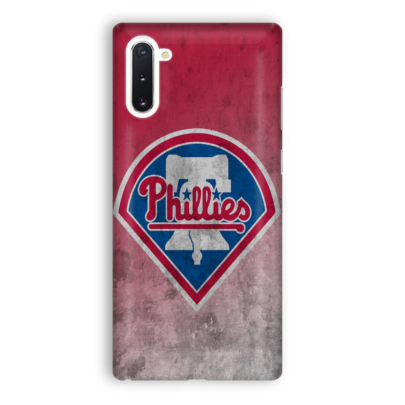 Philadelphia Phillies Baseball Samsung Galaxy Note 10 Case | Tridicase
