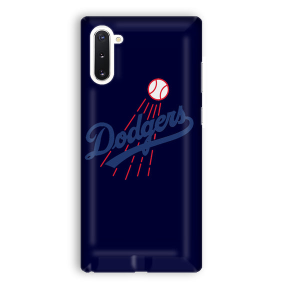 Shoot Dodgers Samsung Galaxy Note 10 Case | Tridicase