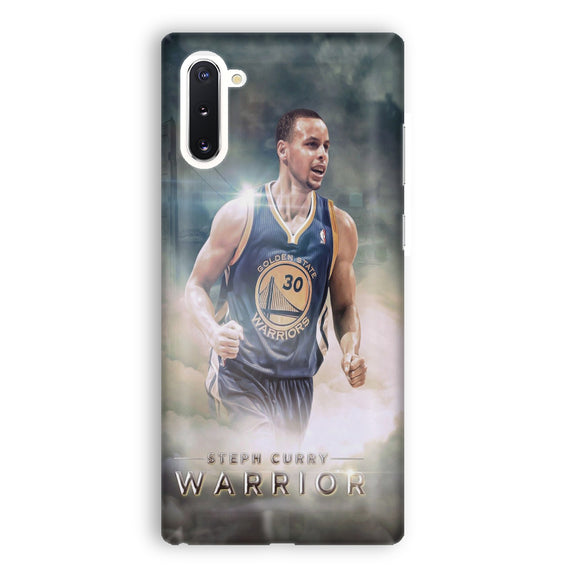 Golden State Warriors Stephen Curry Samsung Galaxy Note 10 Case | Tridicase