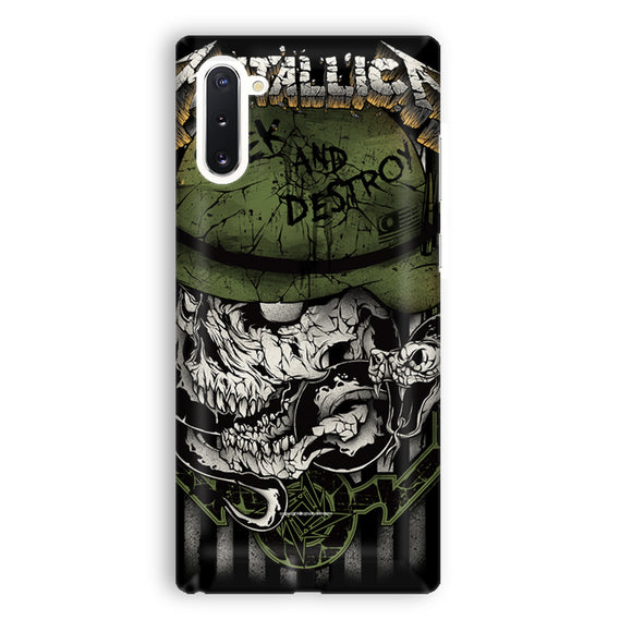 Metallica Samsung Galaxy Note 10 Case | Tridicase