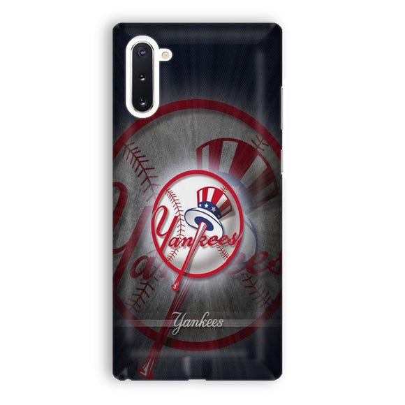Yankees Samsung Galaxy Note 10 Case | Tridicase