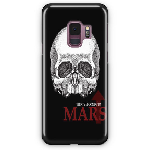 30 Seconds To Mars Samsung Galaxy S9 Case | Tridicase