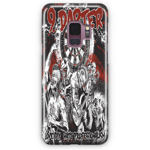 9 Darter Punk Rock Cover Samsung Galaxy S9 Case | Tridicase