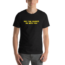 May The Source Be With You T-Shirt (Unisex) - Programmer Shirt