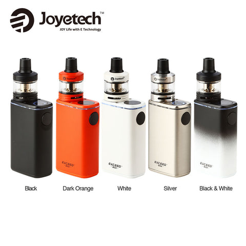 Joyetech Exceed Box Starter Kit Built-in 3000mAh Battery W/ 2ml Exceed D22C Atomzier 1.2ohm MTL 0.5ohm DL Coils Head Vaping Kit