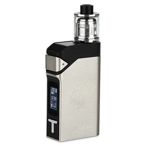 Original 200W IJOY Solo   Kit W/ 2ml Limitless Subohm Tank 0.3ohm Dual Coil Huge Vaping Start Kit Vs 200W IJOY RDTA BOX Kit