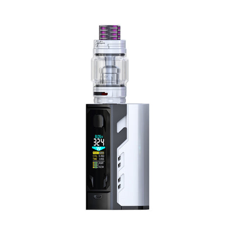 Preorder!! E Cigarette IJOY Captain X3 KIT 324W Vape with 8ML Captain X3 Subohm Tank X3-C1 X3-C3 Coil with 3 JOY 20700 Battery