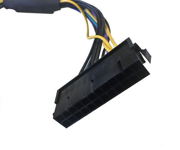 11-inch 24-Pin to 18-Pin ATX Power Supply Adapter for HP z210, z220, z230,  Z420, z620 Workstations