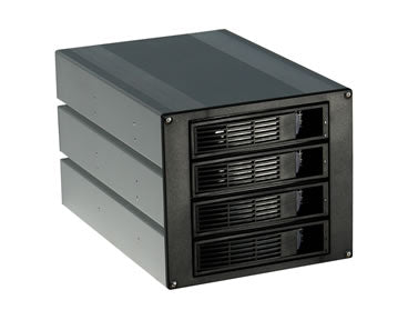 "Norco SS-400 4 Bay 3.5"" SATA or SAS Hot Swap Rack Module"