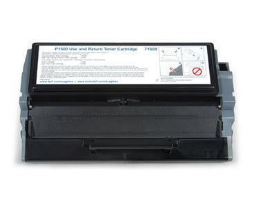 Dell R0893 Compatible 6,000 Page High Yield Black Toner for Dell P1500