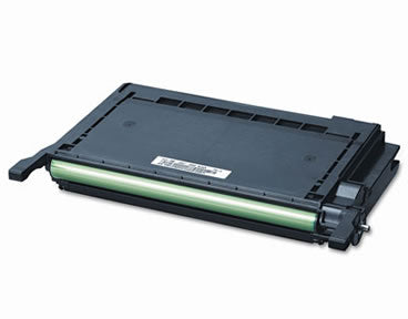 CLP-K600A Toner Cartridge Compatible 4000 Page Yield Black for Samsung CLP-600/CLP-650N