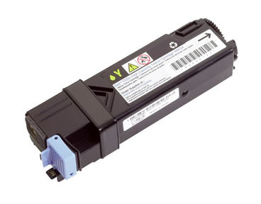 Dell T108C 330-1438 2500-Page High Capacity Yellow Toner