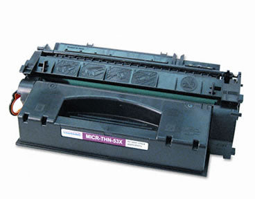 HP (53X) Q7553X MICR Compatible 7000 Page Yield Black Toner