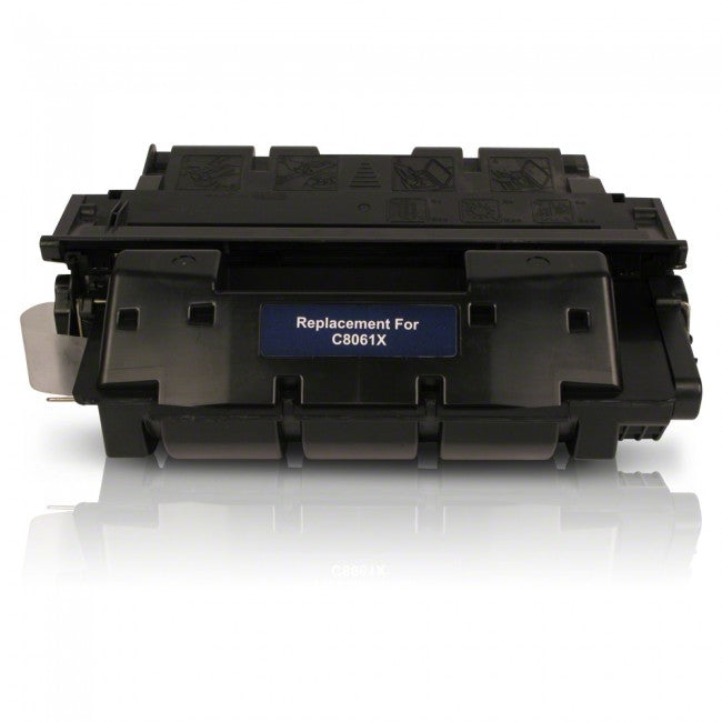 C8061X (61X) MICR Toner 10000 Page for HP 4100 Printer