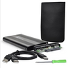 "X-Media XM-EN2200-BK 2.5"" USB 2.0 Aluminum External SATA HDD Enclosure"