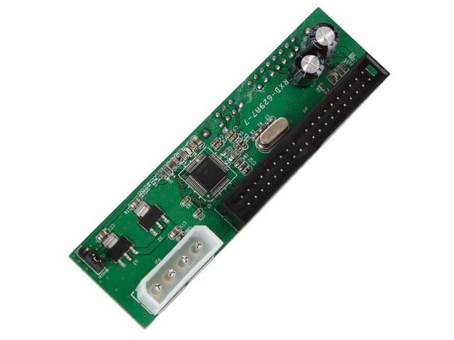 PATA IDE to Serial ATA SATA Adapter Converter Card for 3.5/2.5 HDD DVD