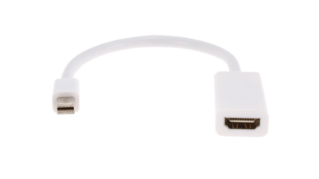 AD-MDPHDMI-MF Mini DisplayPort/Thunderbolt to HDMI Adapter Cable