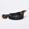 P3V2A-6 6Ft 5-RCA Component Video/Audio Coaxial Cable RG-59/U for HDTV DVD VCR