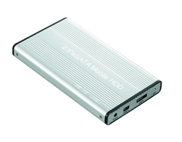 "EN-280 2.5"" Portable SATA/IDE to eSATA/USB2.0 Hard Drive Enclosure"