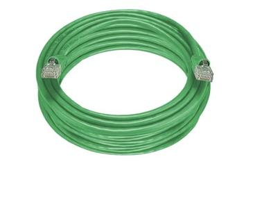 C5MB-25GRN 25Ft. Cat5E 350MHz RJ-45 Cable Green