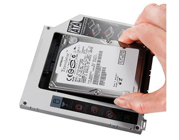 "MAC-CADDY 2.5"" SATA-to-SATA Hard Drive Bay Caddy for MacBooks"