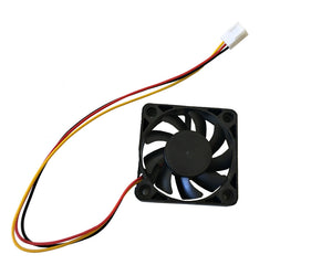 50mmx50mmx10mm 12V 50mm 5010S DC Brushless Cooling Exhaust Fan 0.08A w/3-Pin Connector
