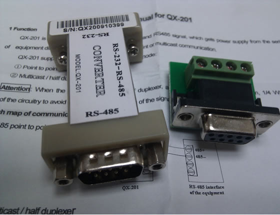 LTS LTA1012 RS232 (Serial) to RS485 Converter