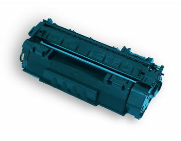 HP Q5949A MICR Compatible 2500 Page Yield Black Toner