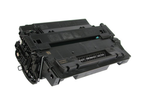 CE255A (55A) MICR Compatible Toner 6000 Page for HP P3015 Printer
