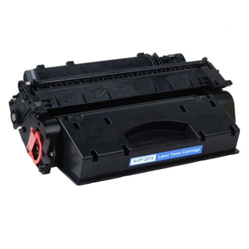 CF287X (87X) MICR (Magnetic Ink Character Recognition) Toner 18000 Page Yield for HP Pro M501, M527