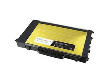 Xerox 106R00682 Compatible 5000 Page Yield Yellow Toner