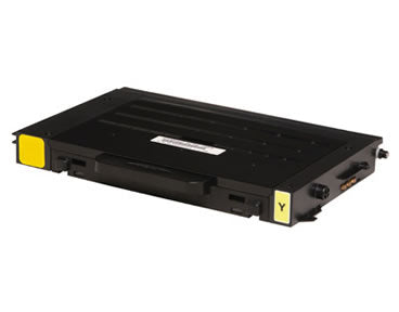 CLP-500D5Y Toner Compatible 5000 Page Yield Yellow for Samsung CLP-500