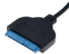 "USB 3.0 to SATA 22-Pin(7+15-Pin) Cable Adapter for 2.5"" HDD/SATA/SSD for Win/Mac"