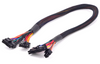 "25"" (25-inch) 24(20+4)Pin ATX to 14-Pin + 10-Pin Power Supply Cable for Corsair HXi Series"