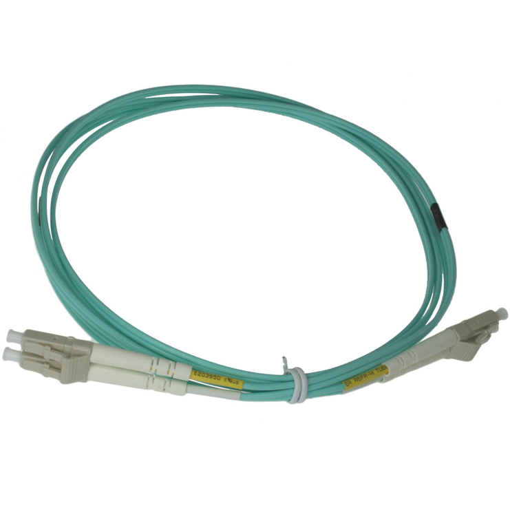 OM3 LC/LC 10G Multi-Mode Duplex 50/125 Fiber Patch Cable (1 meter - 30 meter)