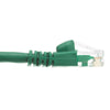 3Ft (3 Feet) CAT6 RJ45 24AWG Gigabit 550MHz Snagless UTP Network Patch Cable GREEN