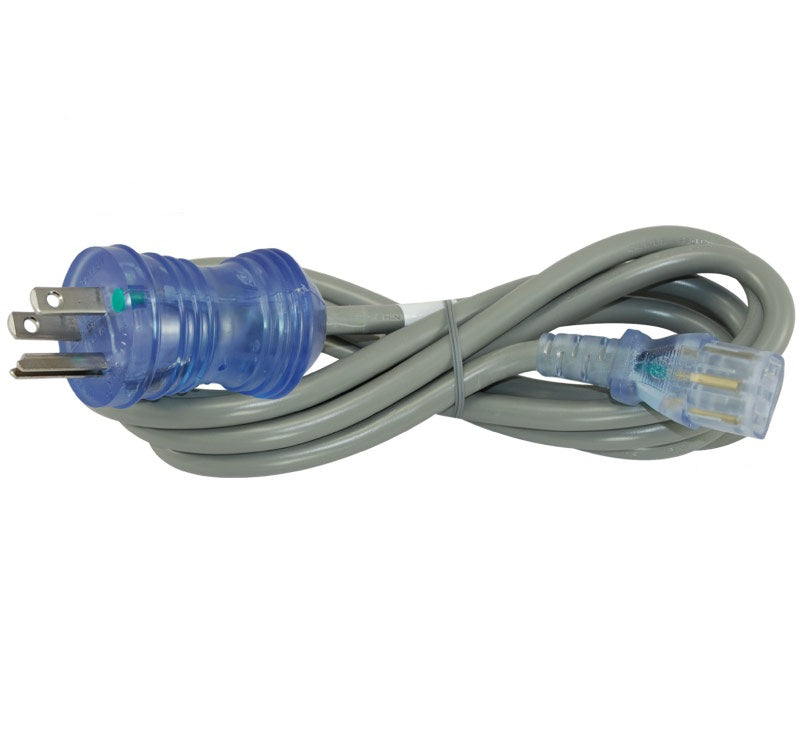 14AWG Hospital Grade Power Cord NEMA 5-15P TO IEC320C13 UL Certified (6Ft, 10Ft, 15Ft)