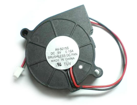 5015S-DC-FAN DC 5V 50mm x 15mm Turbine Brushless Cooling Blower Fan 5V 0.15A